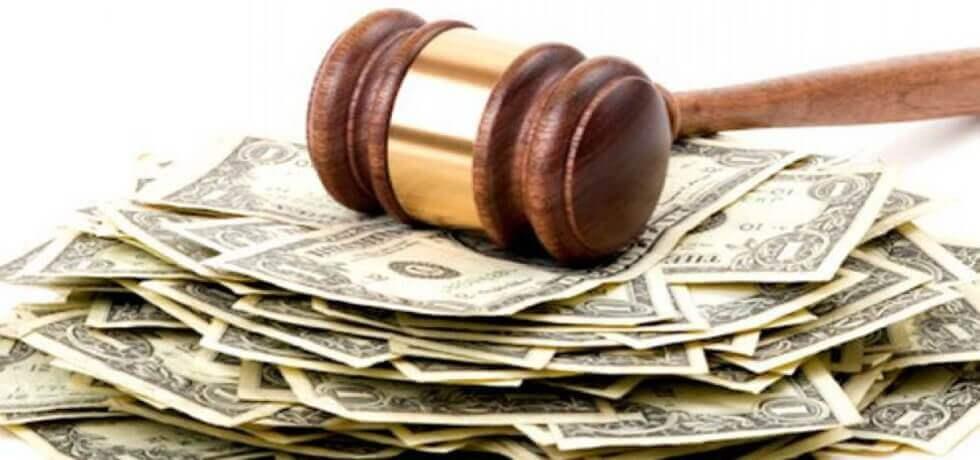 Возмещение судебных издержек